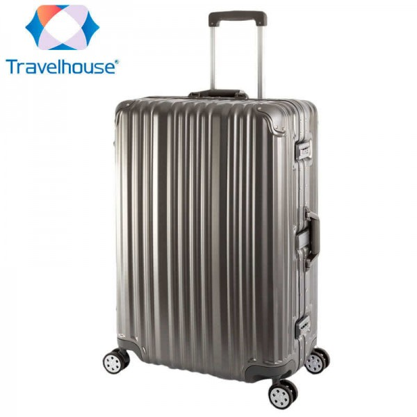 TRAVELHOUSE London Reisekoffer Reisegepäck