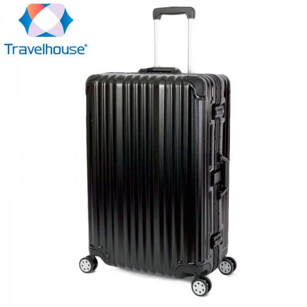 TRAVELHOUSE London Reisekoffer Reisegepäck